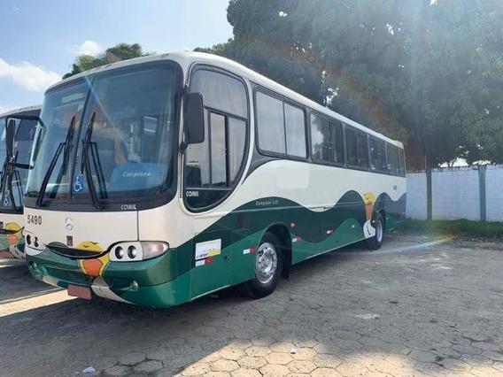 Ônibus Comil 3.45 Mercedes Of 1721 De Único Dono Impecavel