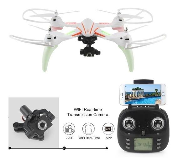 Drone Dragonfly 3 Q696 04 Chs 5.8g Fpv Wi-fi Hd Wl-tech Wl