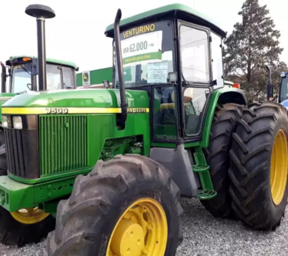 Tractor John Deere 7500, 140 Hp, Financiación A Tasa 0% 2005