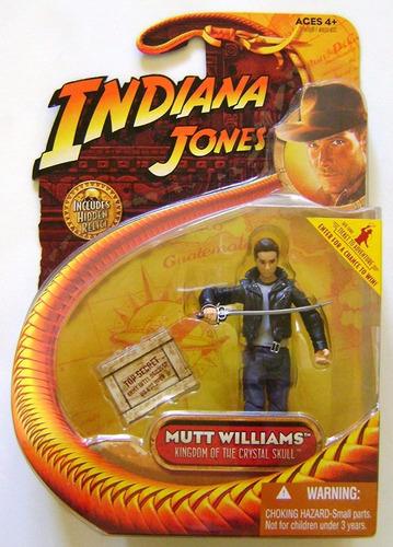 Figura Mutt Williams (espada) / Hasbro -  Indiana Jones