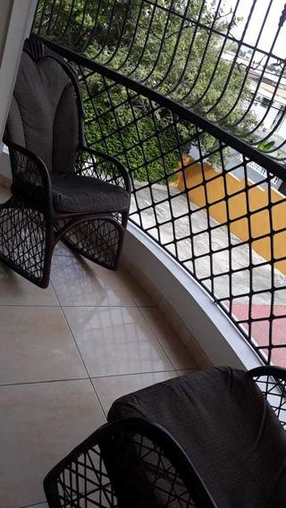 Amueblado En Villa Aura De Dos Hab
