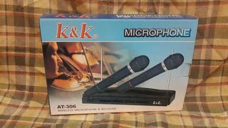 Micrófonos Inalambrico