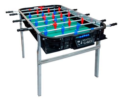 Imagen 1 de 10 de Alquiler De Juegos Tejo Metegol Ping Pong Jenga Cancha Pool