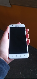 Celular Samsung Galaxy J5 Prime 16gb - Caja+cargador+funda