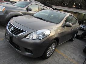 Nissan Versa 2012 4p Sense Aut