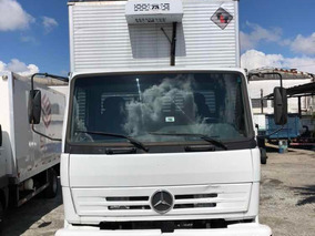 Mb Mercedes-benz 1718 Ano 2009 Chassi