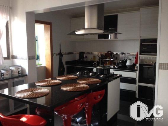 Apartamento À Venda, 168 M² Por R$ 1.060.000,00 - Macedo - Guarulhos/sp - Ap1792