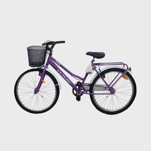 Bicicleta Futura Country City Paseo Urbana Rodado 26