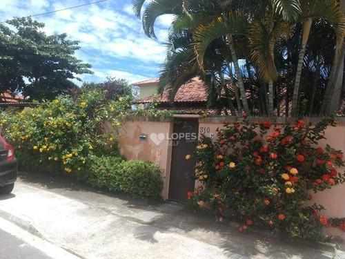 Imagem 1 de 11 de Casa Com 3 Quartos Por R$ 680.000 - Piratininga /rj - Ca15418