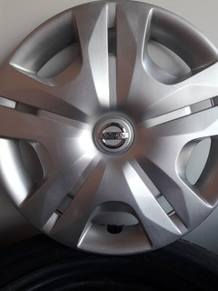 4 Rines,copas,llantas. Nissan Tii - Unidad a $95000
