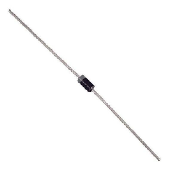 Diodo 1n4007 1~1000v - 100 Unidades 1n 4007