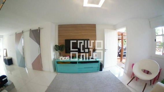 Casa 3 Suítes À Venda, 200 M² Por R$ 950.000 - Ca0041