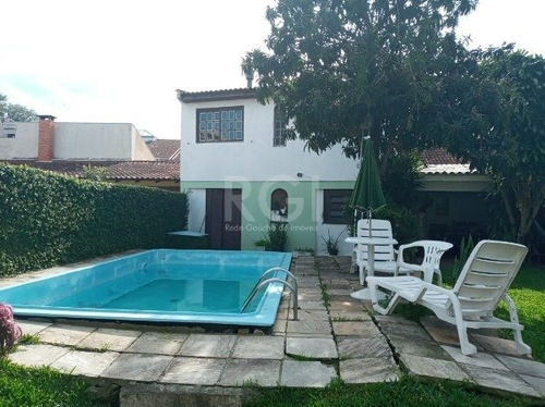 Casa Em Ipanema Com 3 Dormitórios - Mi6279