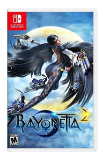 Bayonetta 2 Nintendo Switch - Prophone