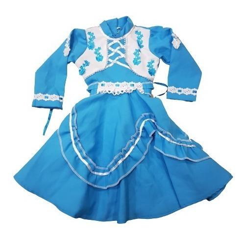 Vestido De Prenda Infantil Tamanho 0