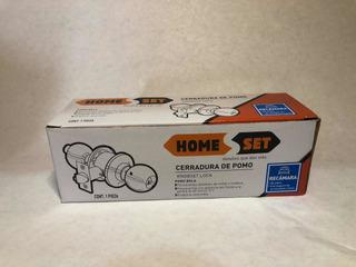 Cerradura De Bola Home Set 60mm 3 Llaves