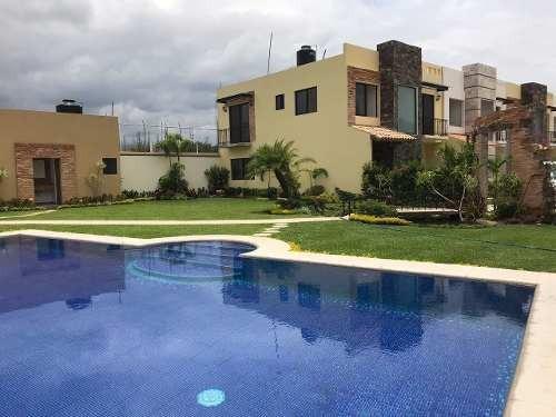 Aprovecha Preventa Y Estrena Casa En Jiutepec