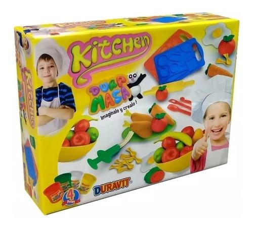 Masa Kitchen Para Jugar Y Modelar Duravit Original