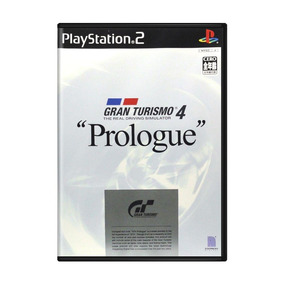 Jogo Gran Turismo 4: Prologue - Ps2 (japonês)