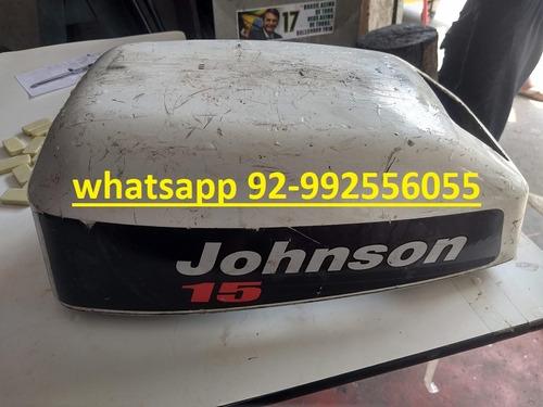 Capo Para Motor De Popa Johnson 15hp 2t