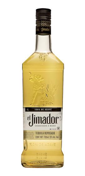 Tequila Jimador Reposado 100% Agave De 700ml