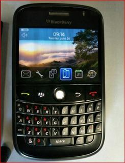 Blackberry Bol 9000