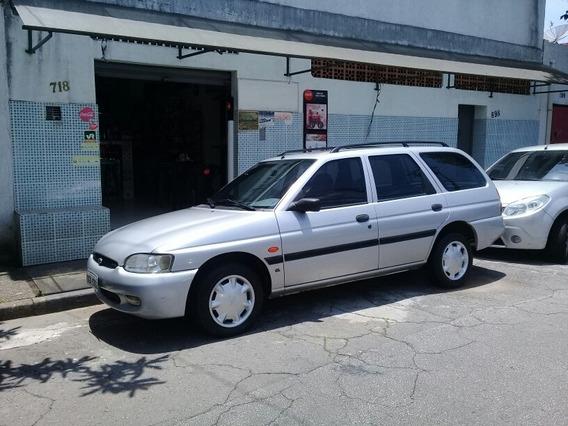 Ford Escort 1.8 Gl 5p Perua 2002