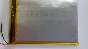 Bateria Original P/ Tablet Dl Lt410