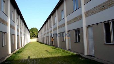 Casa Com 2 Dormitórios À Venda, 60 M² Por R$ 130.000,00 - Pajuçara - Maracanaú/ce - Ca0624