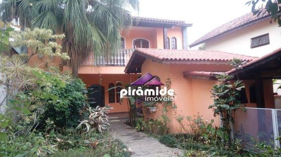 Casa Com 2 Dormitórios Para Alugar, 183 M² Por R$ 3.000,00/mês - Urbanova - São José Dos Campos/sp - Ca5525