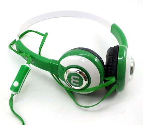 Headphone Fone De Ouvido Entrada P2 Botão De Chamadas A10282