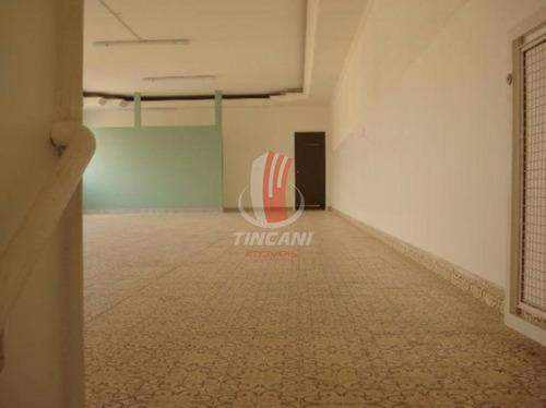 Imagem 1 de 13 de Salão Para Locação No Bairro Mooca Com 300 M - 2286