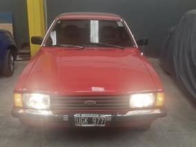 Ford Taunus Ghia Rojo