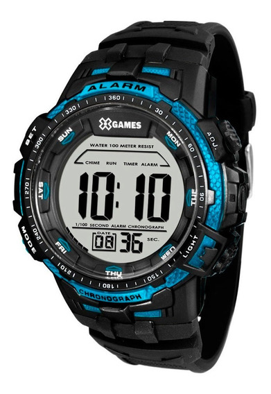 Relógio X-games Masculino Xmppd427 Bxpx