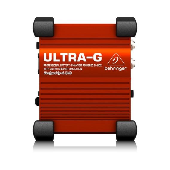 Direct Box Behringer Gi100 Ultra