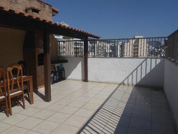 Cobertura Em Santa Rosa, Niterói/rj De 140m² 2 Quartos À Venda Por R$ 599.000,00 - Co215154