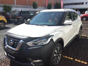 Nissan Kicks Kicks Exclusive Cvt A/c Naranja 2018 Seminuevos