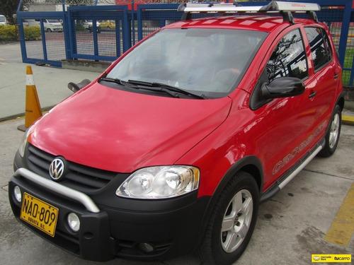 Volkswagen Crossfox 1.6l