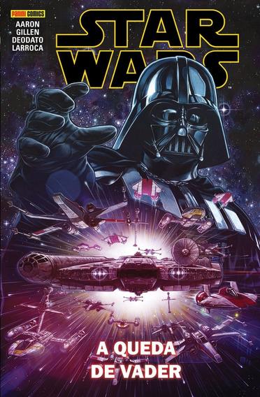 Hq - Star Wars. A Queda De Vader