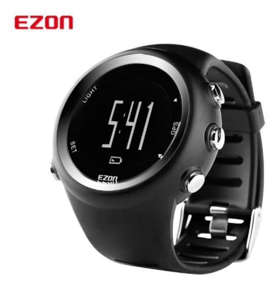Relógio Ezon T031 Gps/lacrado/corrida- Postagem 12h Úteis