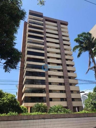 Imagem 1 de 26 de Apartamento Com 4 Dormitórios À Venda, 367 M² Por R$ 1.490.000,00 - Aldeota - Fortaleza/ce - Ap0947