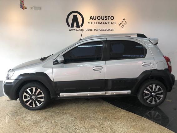 Toyota Etios Hatch Etios Cross 1.5 (flex) (aut) 2018