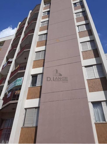 Apartamento Com 2 Dormitórios À Venda, 68 M² Por R$ 410.000,00 - Vila Nova - Campinas/sp - Ap19635