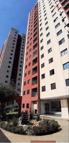 Apartamento Com 3 Dormitórios À Venda, 62 M²  - Vila Bandeirantes - São Paulo/sp - Ap3227