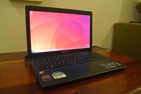 Notebook Asus X552e - Processador Quadcore 4gb E 500gb De Hd
