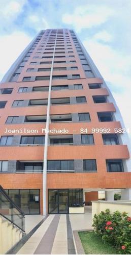 Imagem 1 de 15 de Apartamento Para Venda Em Natal, Centro/cidade Alta, 3 Dormitórios, 1 Suíte, 3 Banheiros, 2 Vagas - Ap0032_2-181336