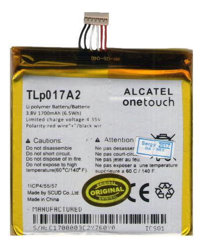 Bateria Pila Alcatel Lot6012 Ot6015 Ot6016 Ot6036 Tlp017a2
