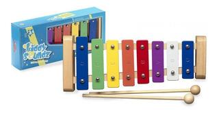Metalofon / Glockenspiel Stagg Meta-k8 De 8 Notas