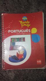 Livro De Português Mundo Amigo