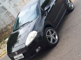 Fiat Punto 1.4 Attractive Flex 5p 2011